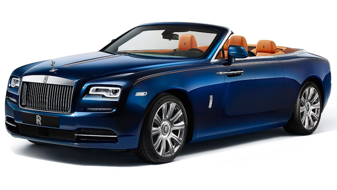 Rolls Royce Dawn Convertible >> Rolls Royce Dawn To Be Launched In India On June 24