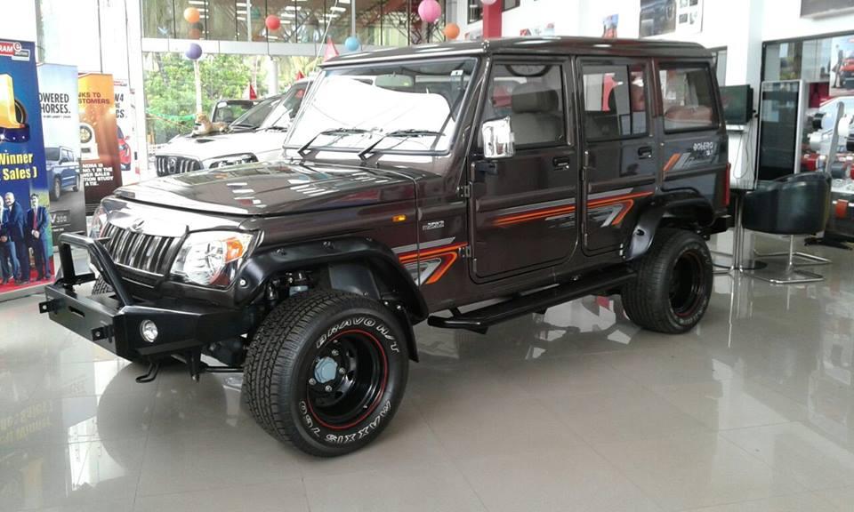 Bolero Car Price In Coimbatore