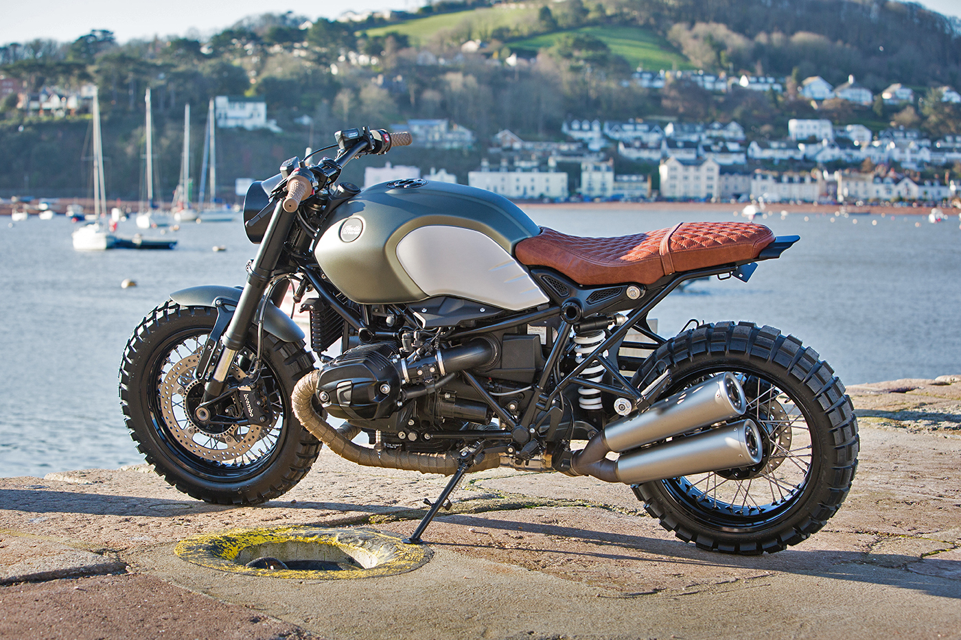 Bmw Motorrad Rolled Out R Ninet Scrambler In Uk Priced A A 10 530