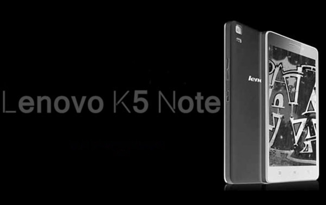 Lenovo All Set To Launch K5 Note In India For August