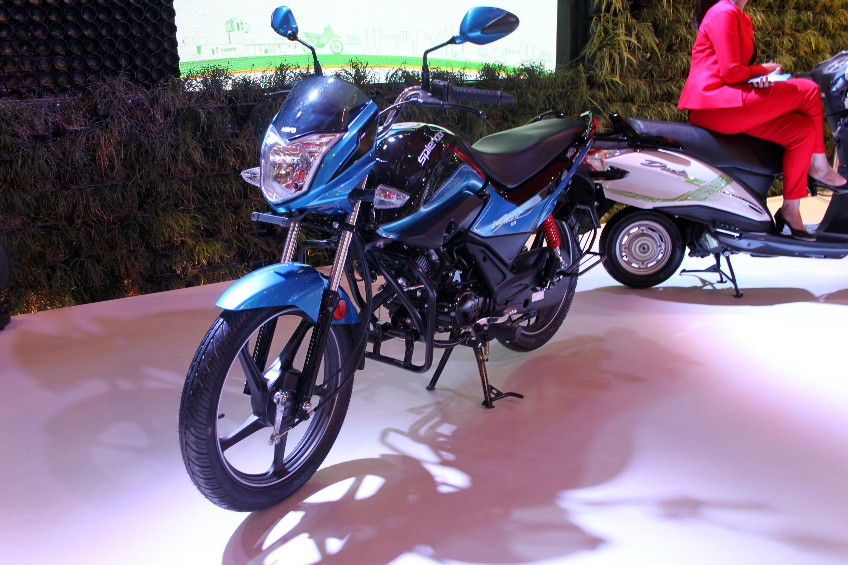 All You Need To Know About New Hero Splendor Ismart 110