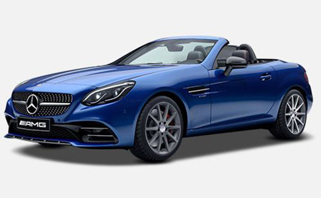Mercedes benz amg slc in india features reviews for Mercedes benz amg slc 43