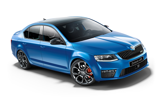 skoda might launch octavia vrs in india. Black Bedroom Furniture Sets. Home Design Ideas