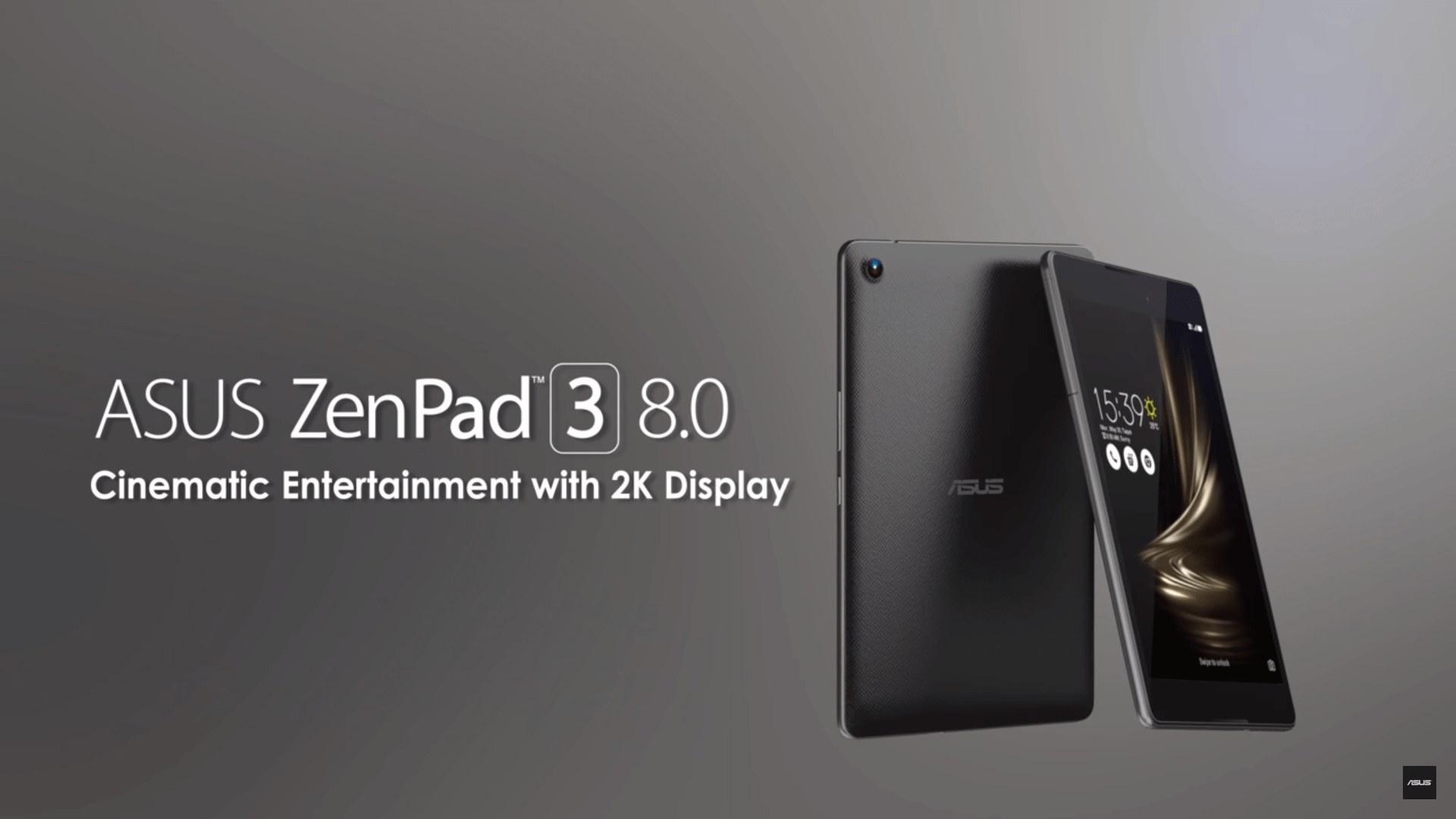 Asus Launches ZenPad 3 8.0 Tablet With Android Marshmallow