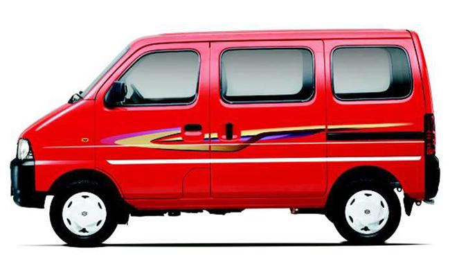Maruti Suzuki Eeco On Road Price In Up