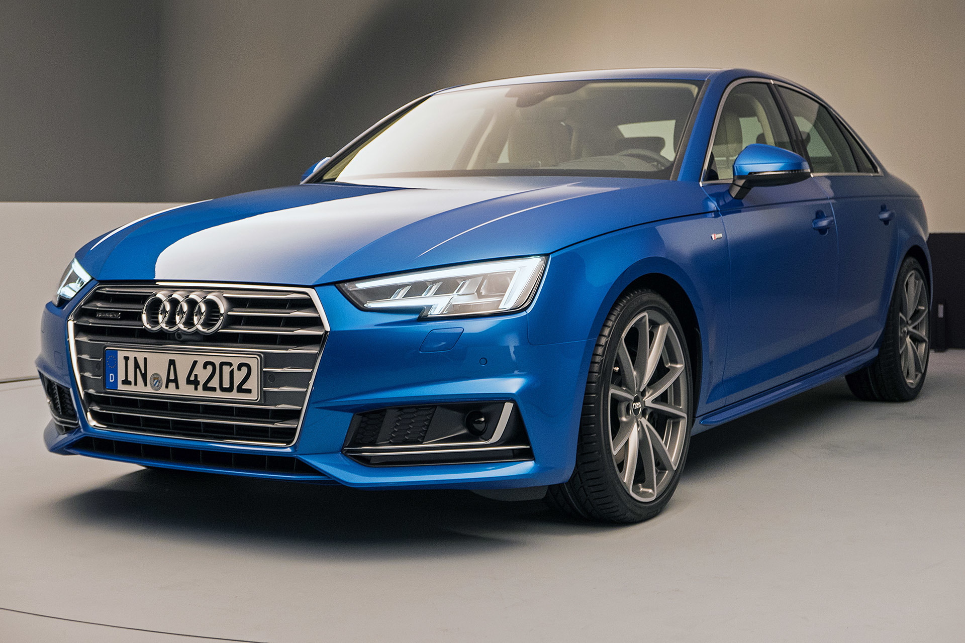 Confirm Next Gen Audi A4 Set For India Launch On September 8