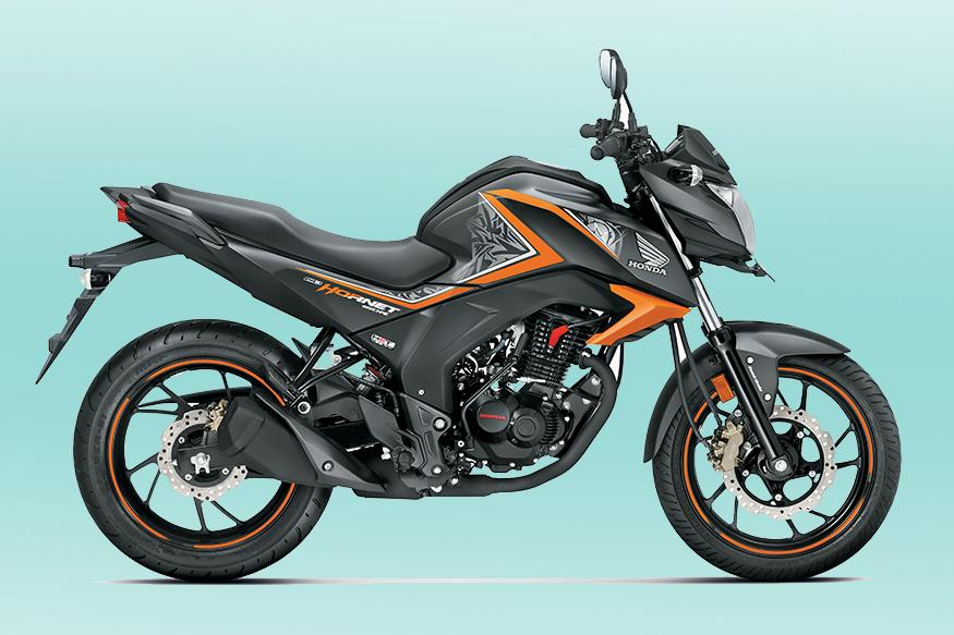 Honda Motorcycle Paint Honda Launches Special Edition CB Hornet 160R In Two New ...
