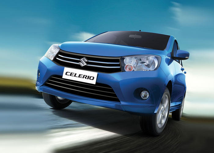 Creative MarutiSuzuki Celerio Might Get Discarded From The Lineup