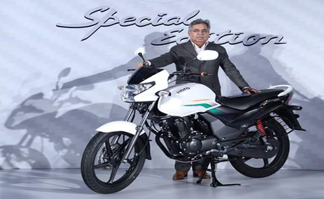 All New Hero Achiever 150 Special Edition Price India