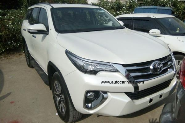 Bookings Open For The New 2016 Toyota Fortuner, Read Full