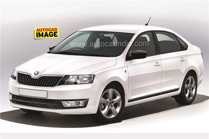 Skoda Rapid Facelift India Launch On November 3