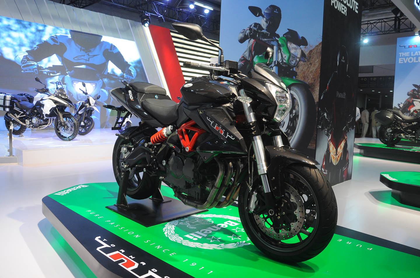 10-ru imagesize:1440x956 DSK Benelli's Second Dealership in Pune Starts off on October 25