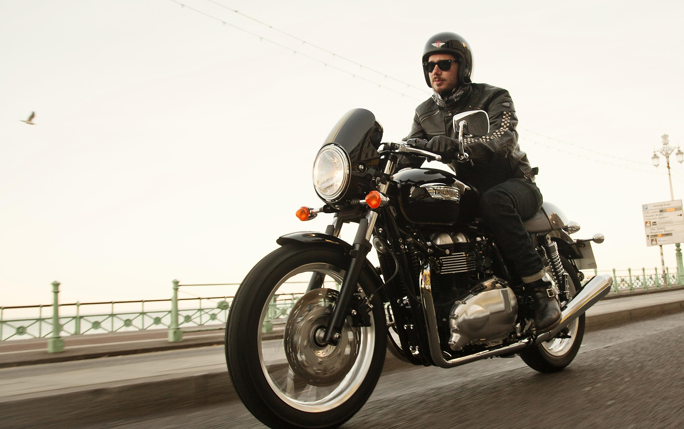 Triumph Motorcycles Contemplating For 1400 Units In 2017