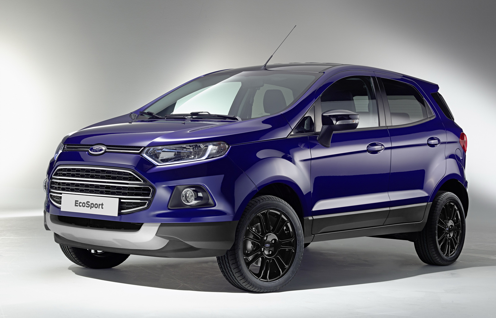 Ford Ecosport Dual Airbags Standard Across All Variants