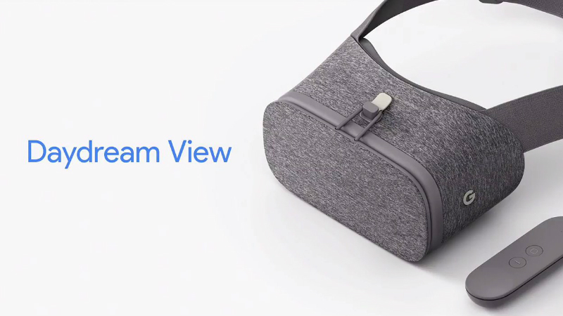 c566a885e262 Google Daydream View VR Headset Now Available With Compatible VR Apps