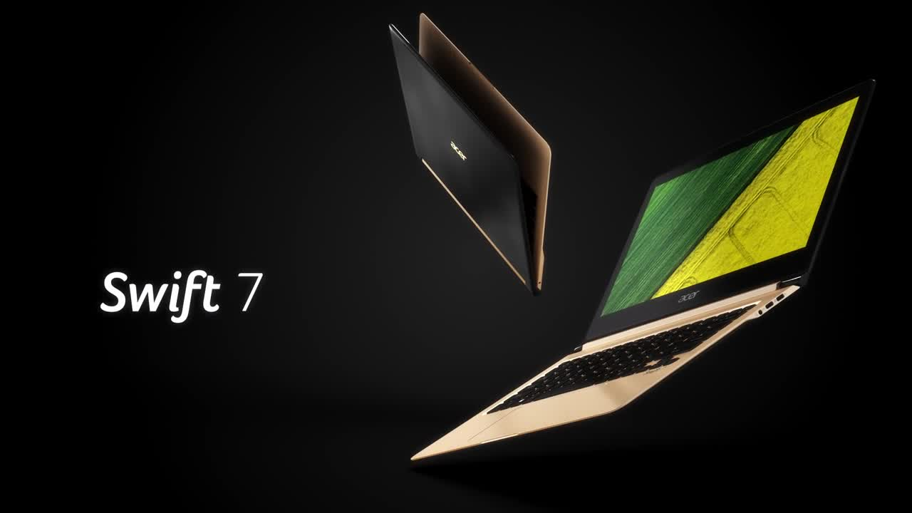 acer launched swift 7 39 world 39 s thinnest laptop 39 in india. Black Bedroom Furniture Sets. Home Design Ideas