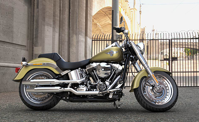2018 Harley Davidson Fat Boy Price India: Specifications ...