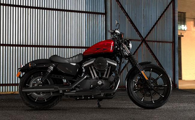 Harley Davidson Sportster  Price In India