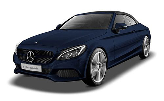 Mercedes benz c class cabriolets in india features for All models of mercedes benz cars in india