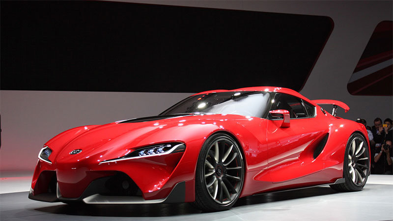 New Toyota Supra Bmw Z5 To Launch In 2018
