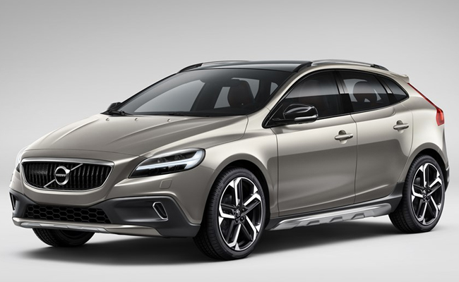 volvo v40 cross country d3 inscription price india specs and reviews sagmart. Black Bedroom Furniture Sets. Home Design Ideas