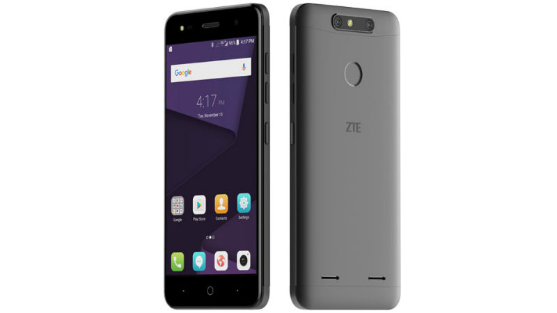 review zte blade v6 2017 time