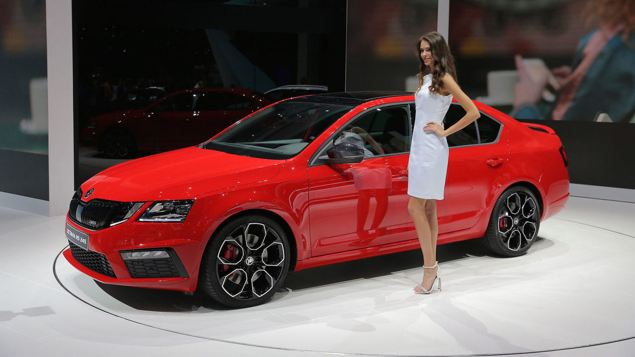 geneva motor show 2017 skoda unveiled india bound octavia. Black Bedroom Furniture Sets. Home Design Ideas