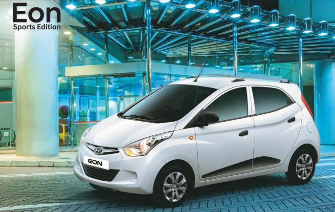 Hyundai Eon Sports Edition Launched At Inr 3 88 Lakh
