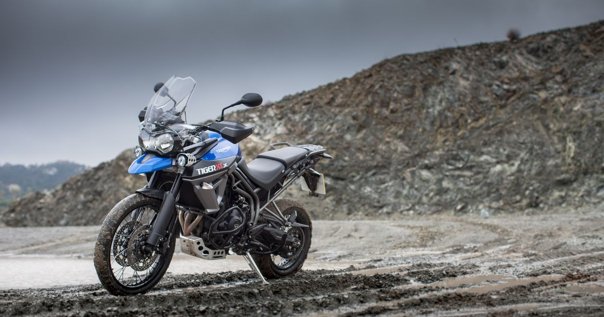 Triumph India Presenting Special Schemes For Tiger 800 And