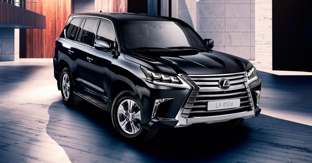 lexus lx450d flagship suv launched in india at inr crore. Black Bedroom Furniture Sets. Home Design Ideas