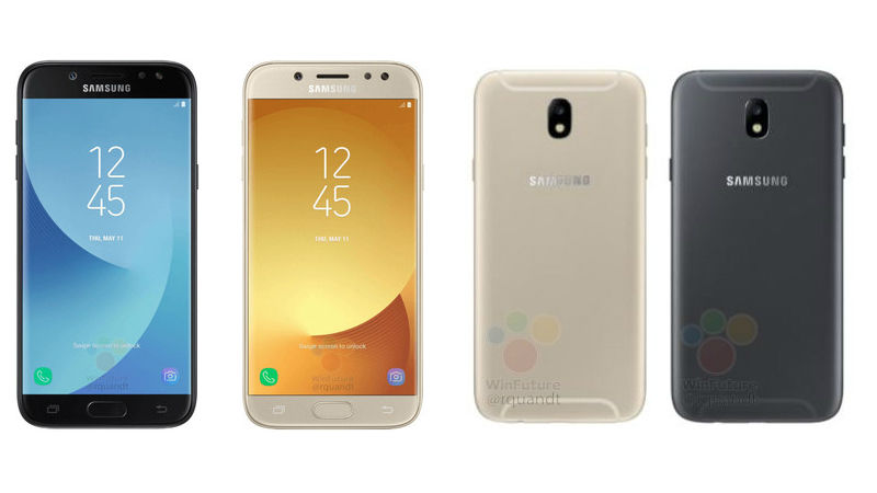 samsung galaxy j5 2017 galaxy j7 2017 images and specifications leaked online. Black Bedroom Furniture Sets. Home Design Ideas