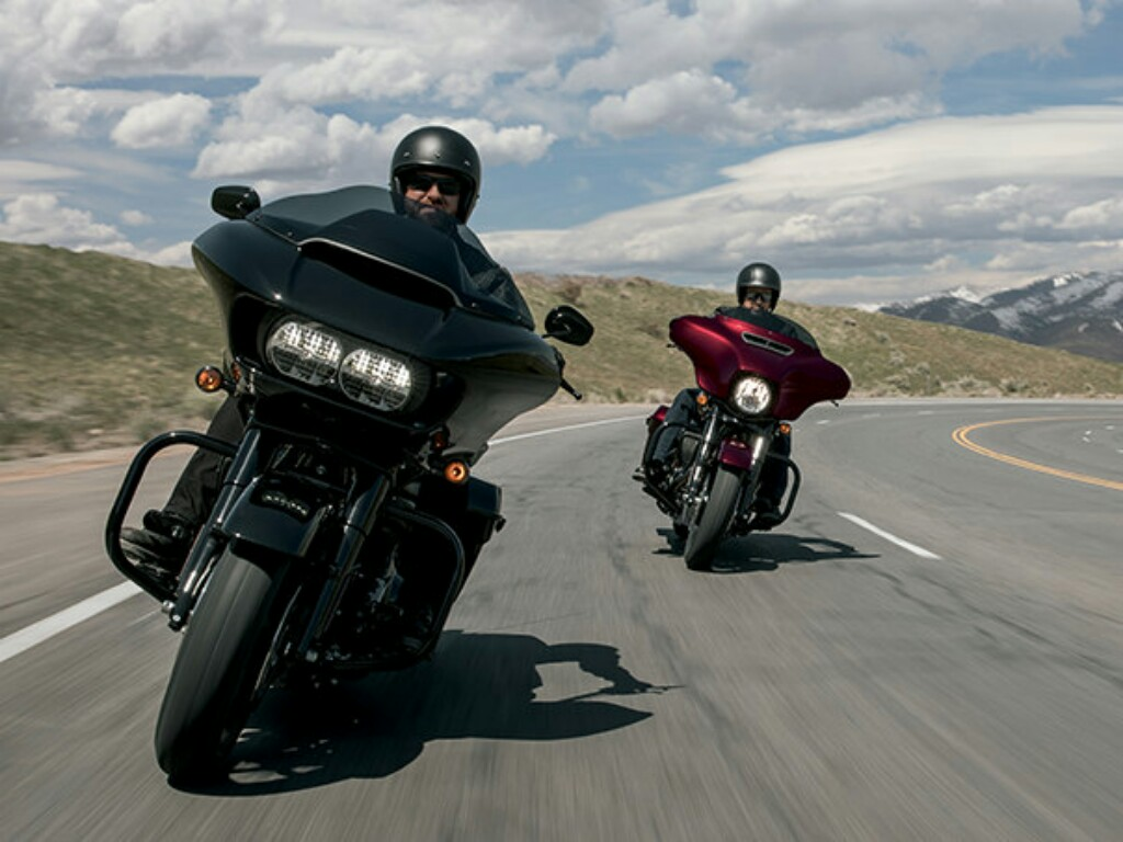 Harley Davidson: Two Become One: Harley-Davidson Unveils Its Eight Bike