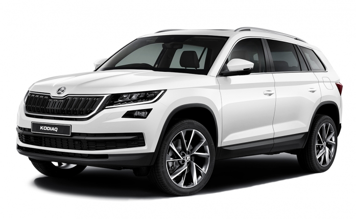 skoda kodiaq suv launched in india with price tag of inr. Black Bedroom Furniture Sets. Home Design Ideas