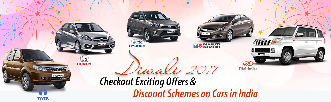 Diwali Discount on Cars in India