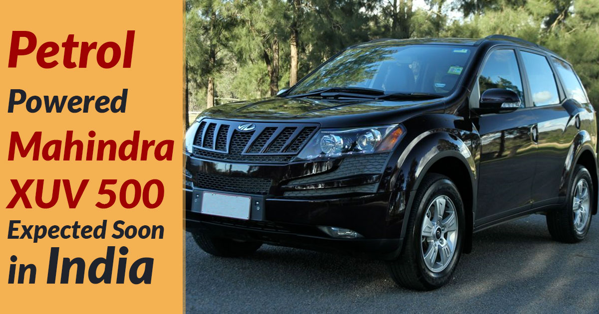 latest xuv 500