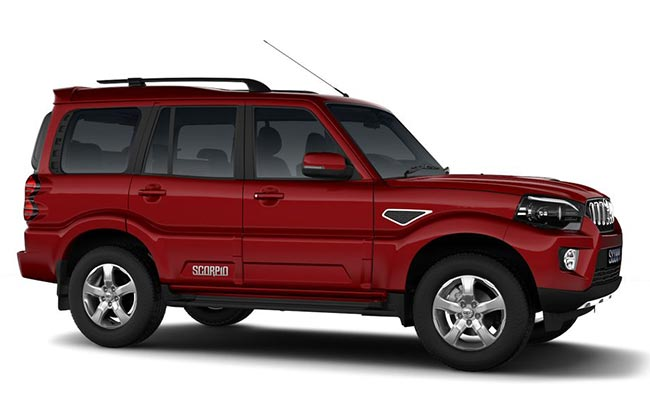 Mahindra Scorpio S5 Price India Specs And Reviews Sagmart