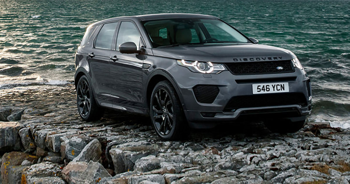 land rover 2018 discovery sport launched with new features. Black Bedroom Furniture Sets. Home Design Ideas