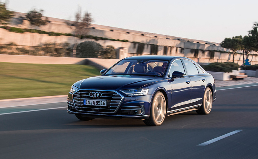 Audi India Indexed New AL Sedan On Official Website Launch - Audi official website