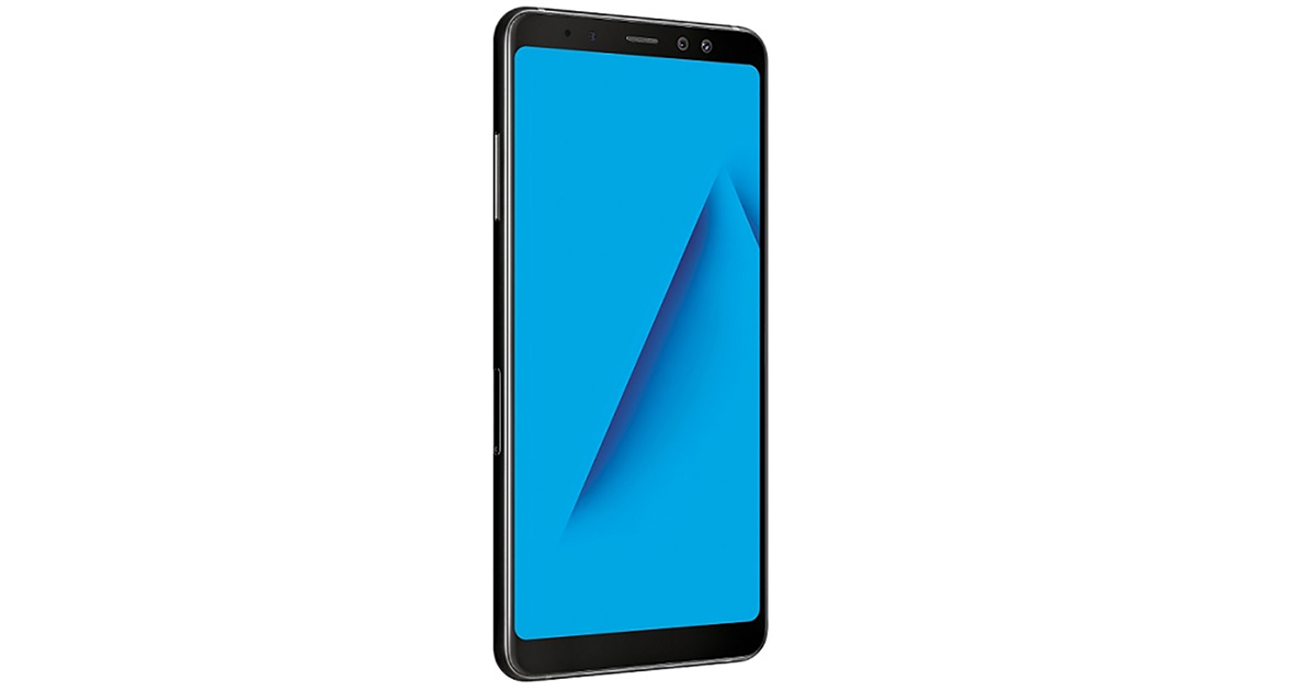 Samsung galaxy a8 2018 launched in india with dual for Galaxy maker