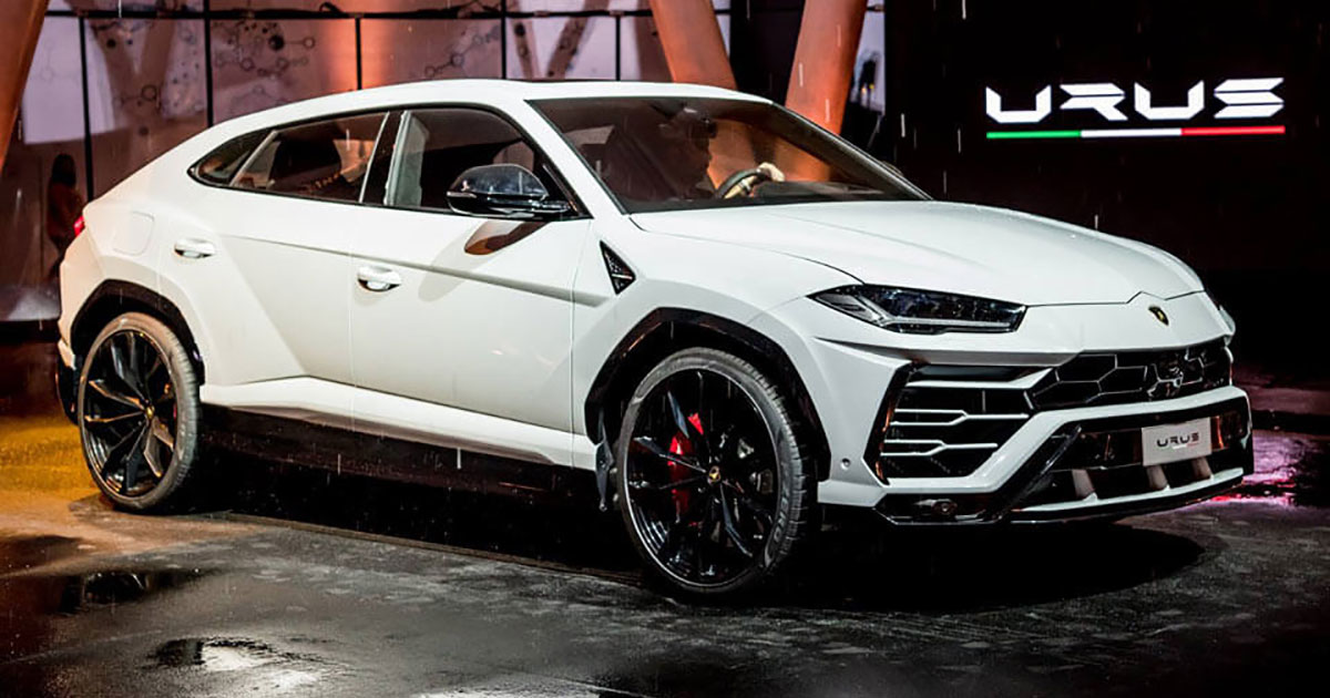 Lamborghini Urus Launched In Country With A Price Tag Of