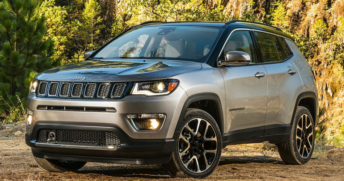 Jeep Compass Trailhawk Expect A Launch In India Lately In