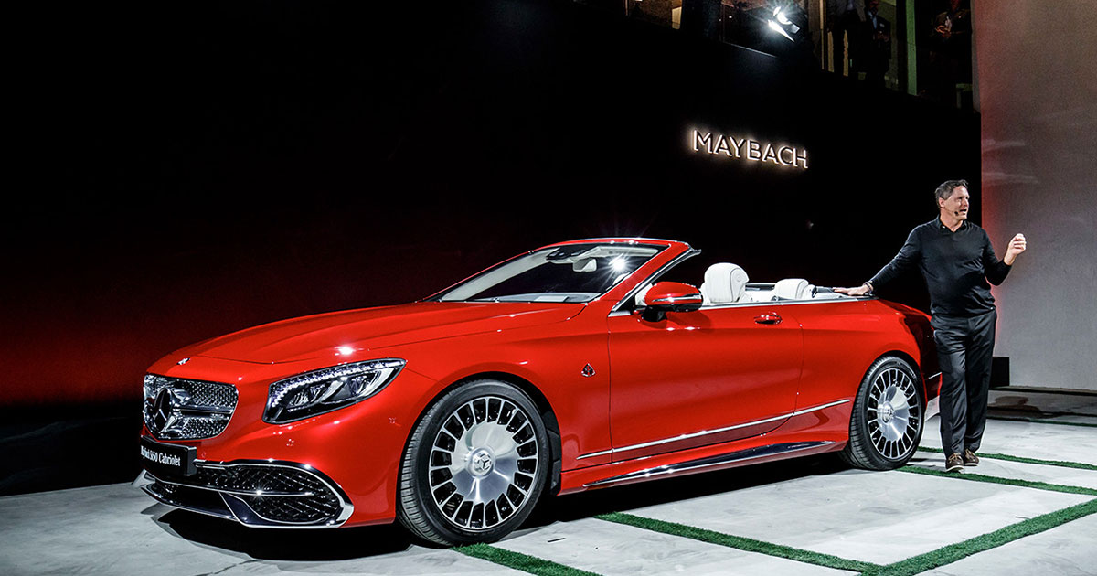 Mercedes benz s650 and s500 maybach variants explained for Mercedes benz s650