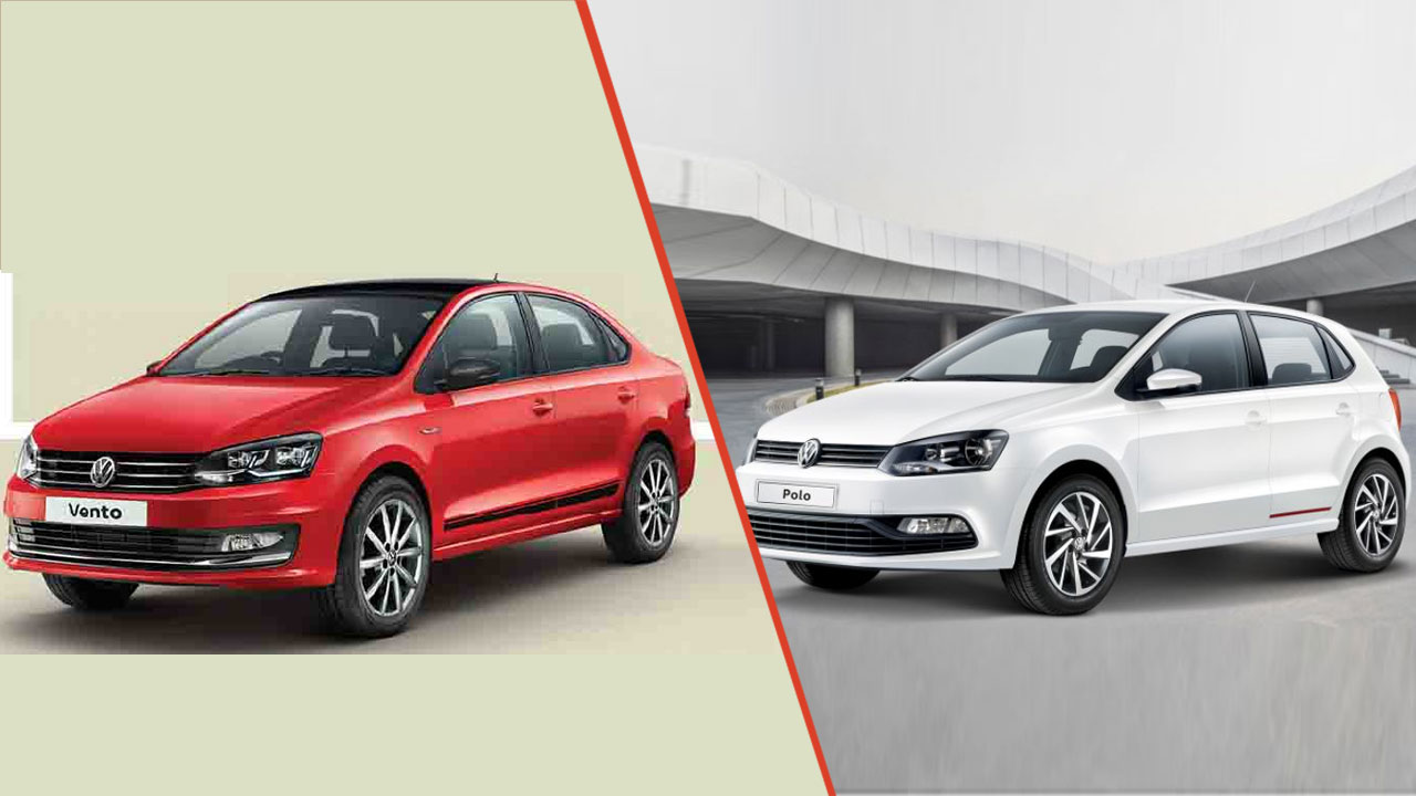 limited edition volkswagen polo pace and vento sport launched. Black Bedroom Furniture Sets. Home Design Ideas