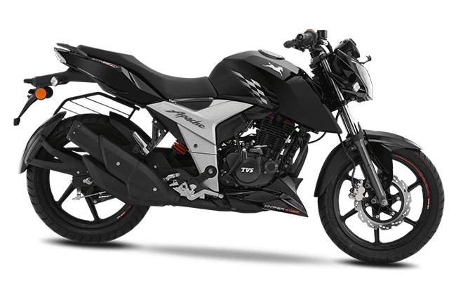 TVS Apache RTR 160 4V Latest Price, Full Specs, Colors