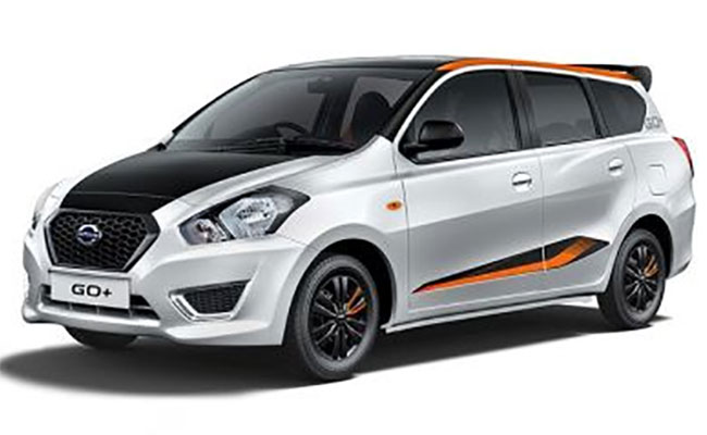 datsun go plus remix limited edition Price India, Specs ...