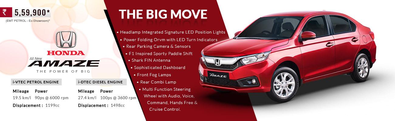 2018 All-New Honda Amaze