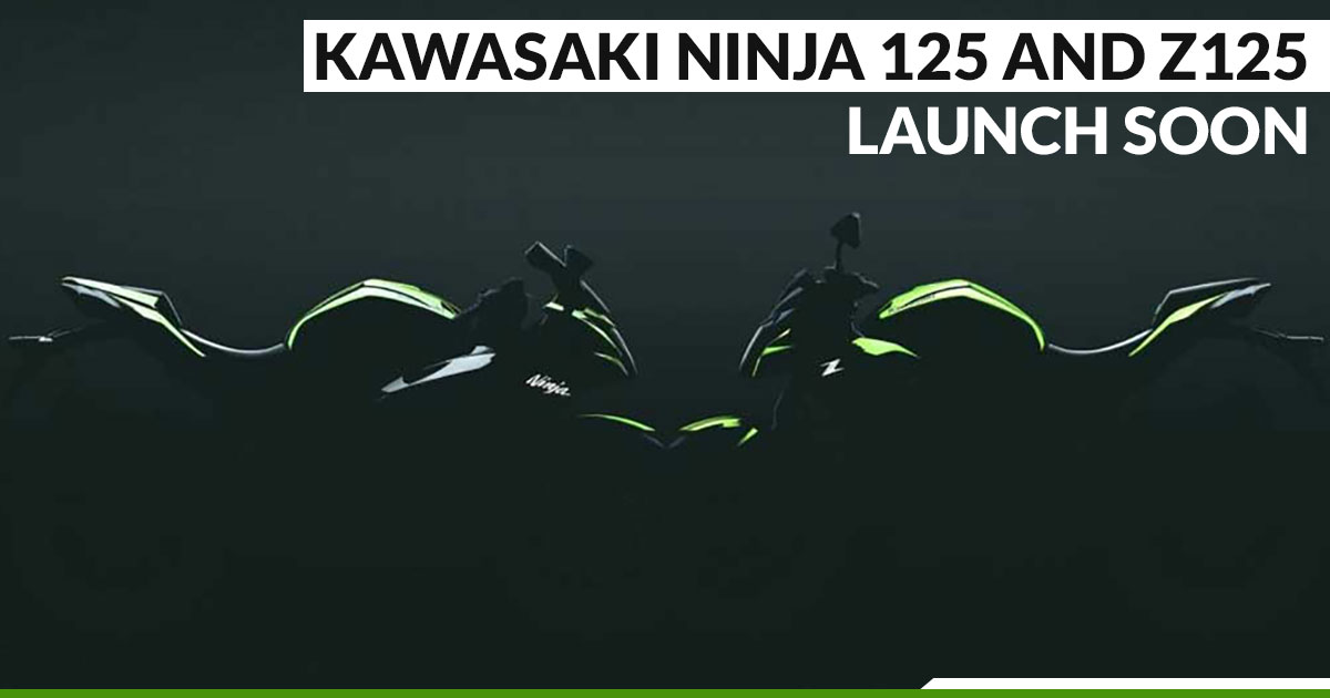 Kawasaki Ninja 125 And Z125 Likey Under Development Could See By This Year End