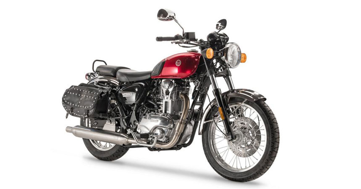 Benelli Imperiale 400 Coming by Next Year to Contend With Royal Enfield