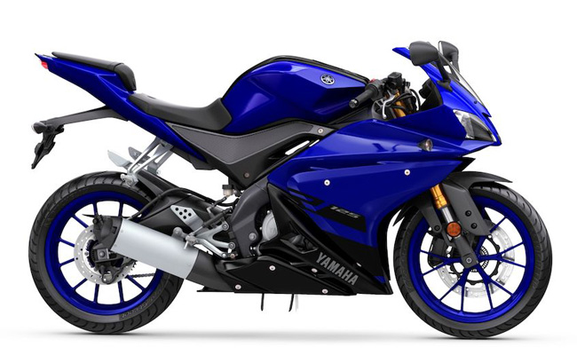 yamaha yzf r125 price india specifications reviews sagmart. Black Bedroom Furniture Sets. Home Design Ideas
