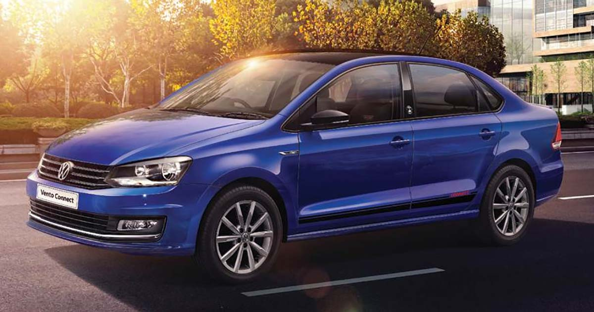Connected Edition of Volkswagen Polo, Ameo and Vento